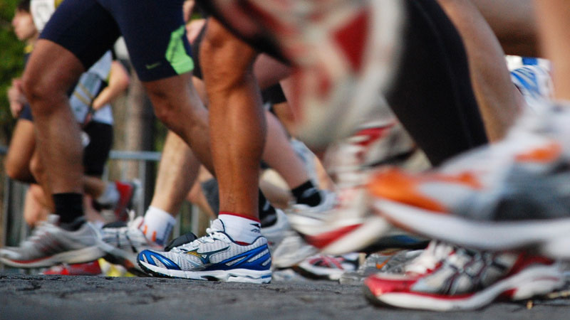 Can Running Shoes Prevent Foot Pain